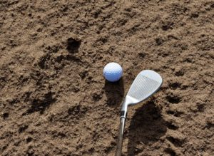 picture of a sand wedge