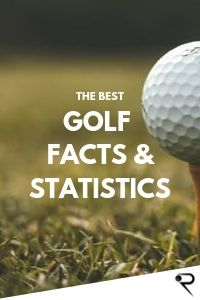 Golf statistics and facts main image