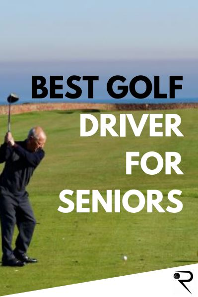 best golf driver for seniors main image