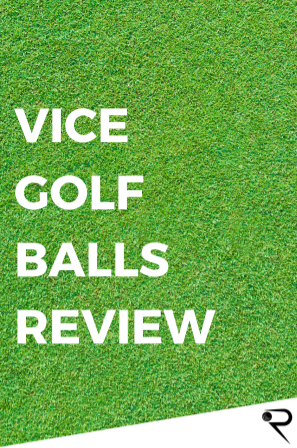 vice golf balls review main image