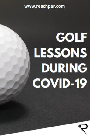 golf lessons during covid-19 main image