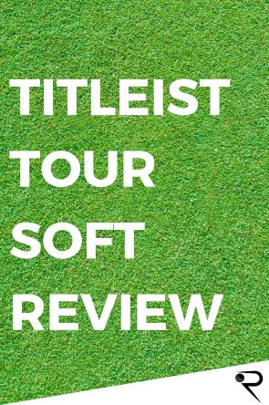 titleist tour soft golf ball review main image