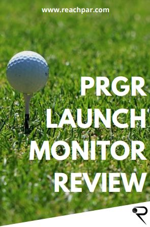 prgr launch monitor review main image