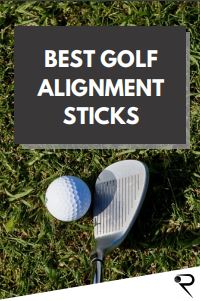 Best Golf Alignment Sticks  [Our Top 3 Picks For 2021!]