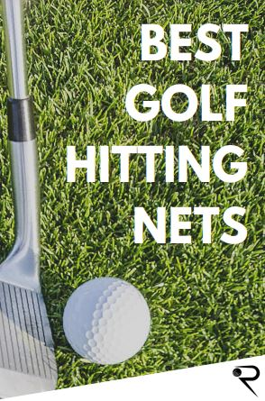 best golf hitting nets for practice main image