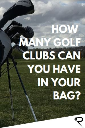 how many golf clubs can you have in your bag main image