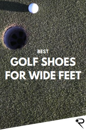 Best Golf Shoes For Wide Feet [2021 Reviews]